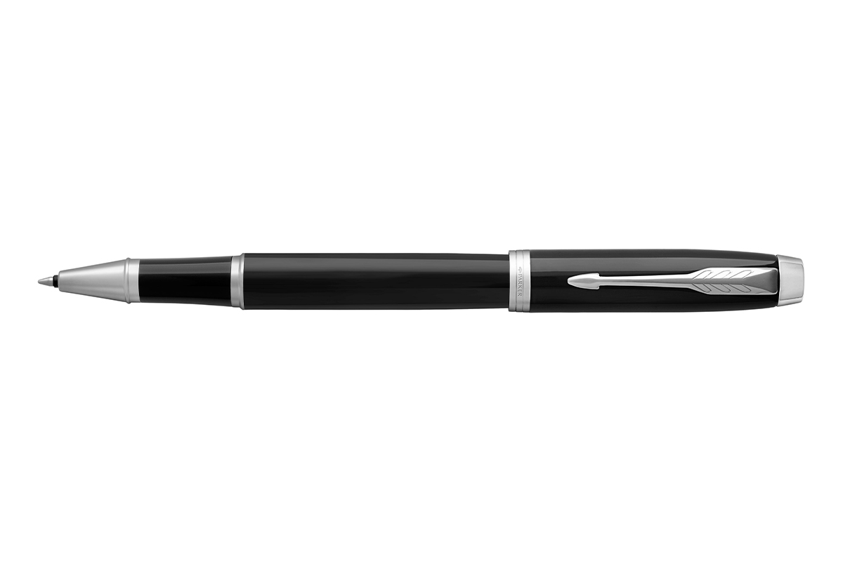 Parker IM Black Lacquer Rollerbal