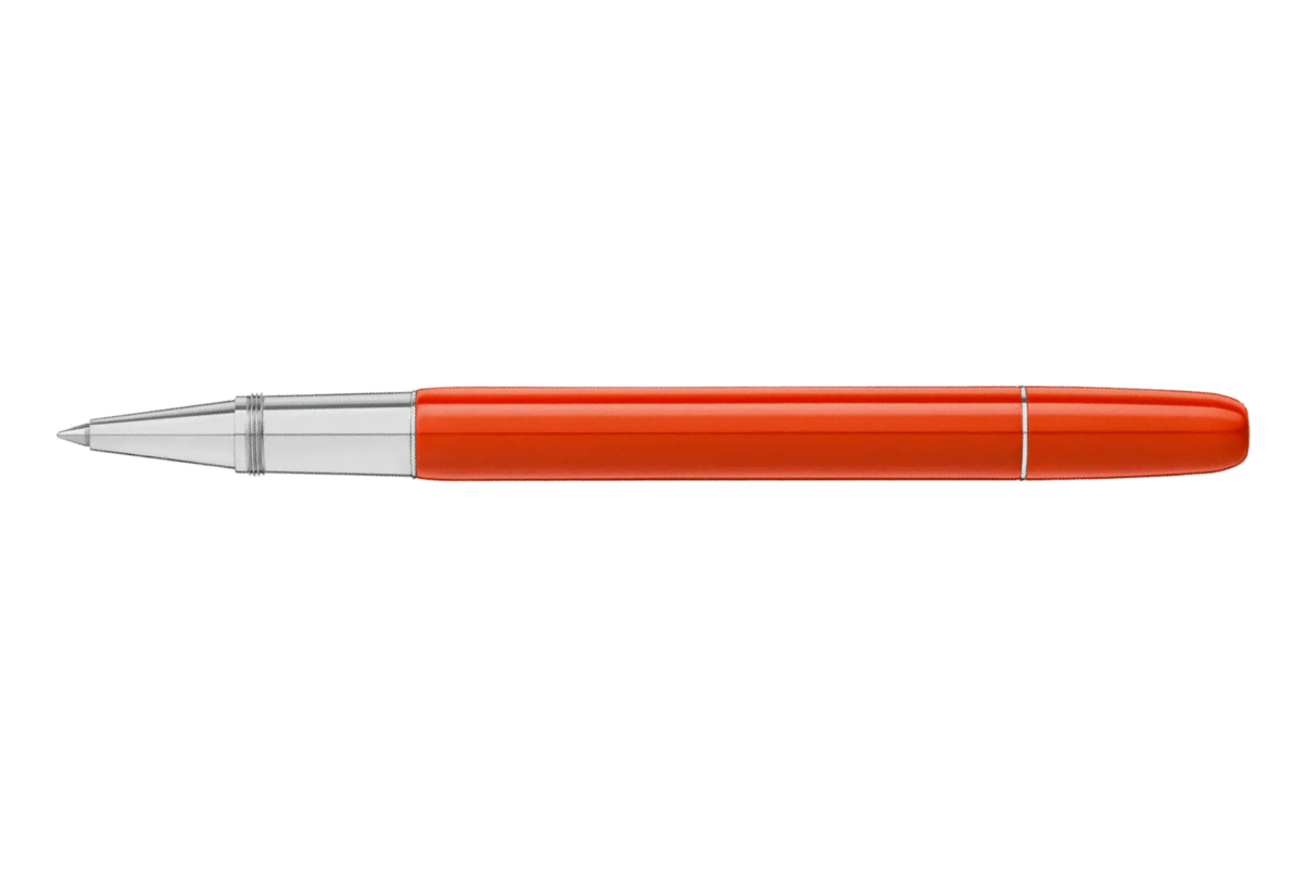 Montblanc Heritage Rouge et Noir Coral Rollerball