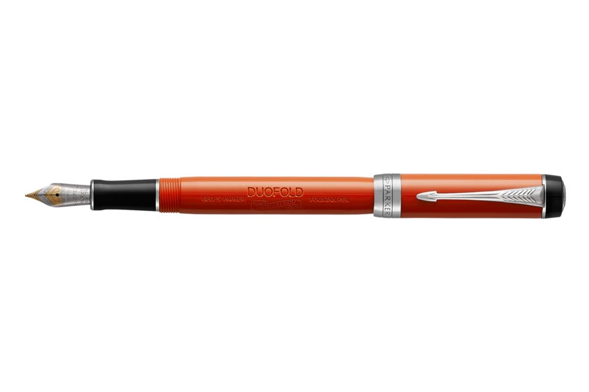Parker Duofold Classic Big Red International Vulpen