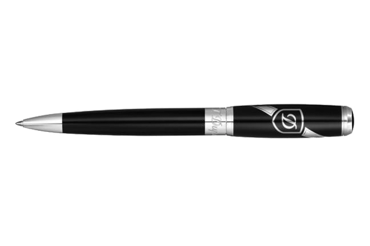 S.T. Dupont D-Line Chinese Lacquer Blason Ballpoint