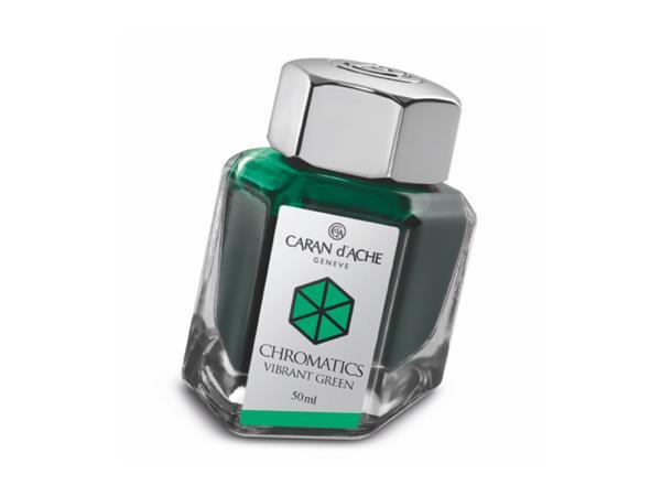 Caran d'Ache Inktpot Vibrant Green