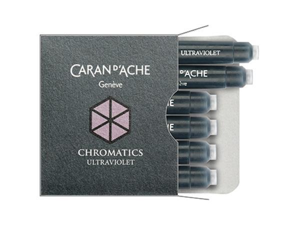 Caran d'Ache Ink Cartridges Ultra Violet