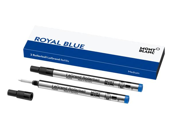 Montblanc LeGrand Rollerbalvullingen Royal Blue Medium