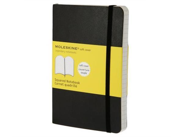 Moleskine Softcover Pocket Squared
