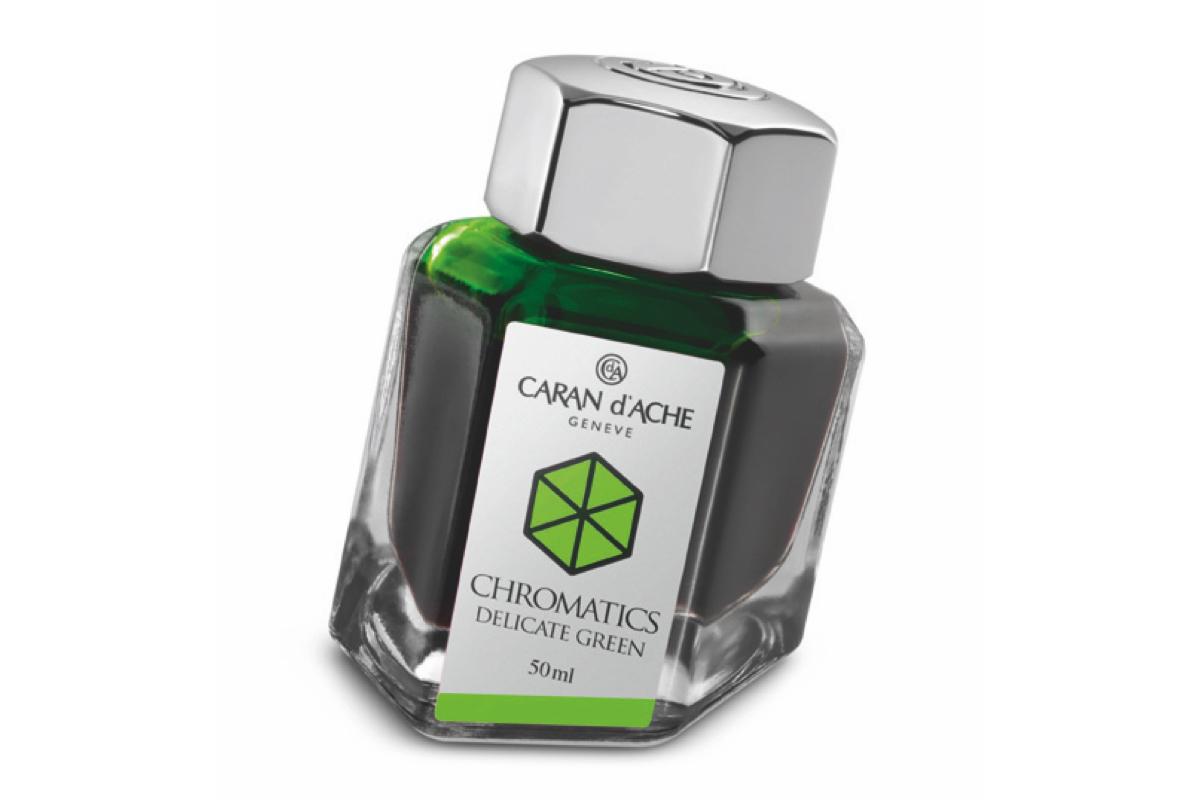 Caran d'Ache Inktpot Delicate Green