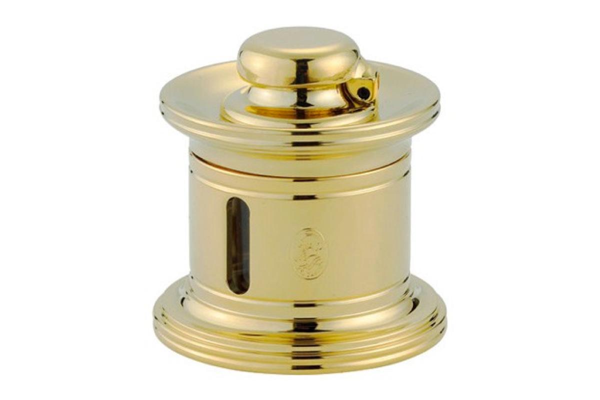 El Casco Inkwell 23K Gold