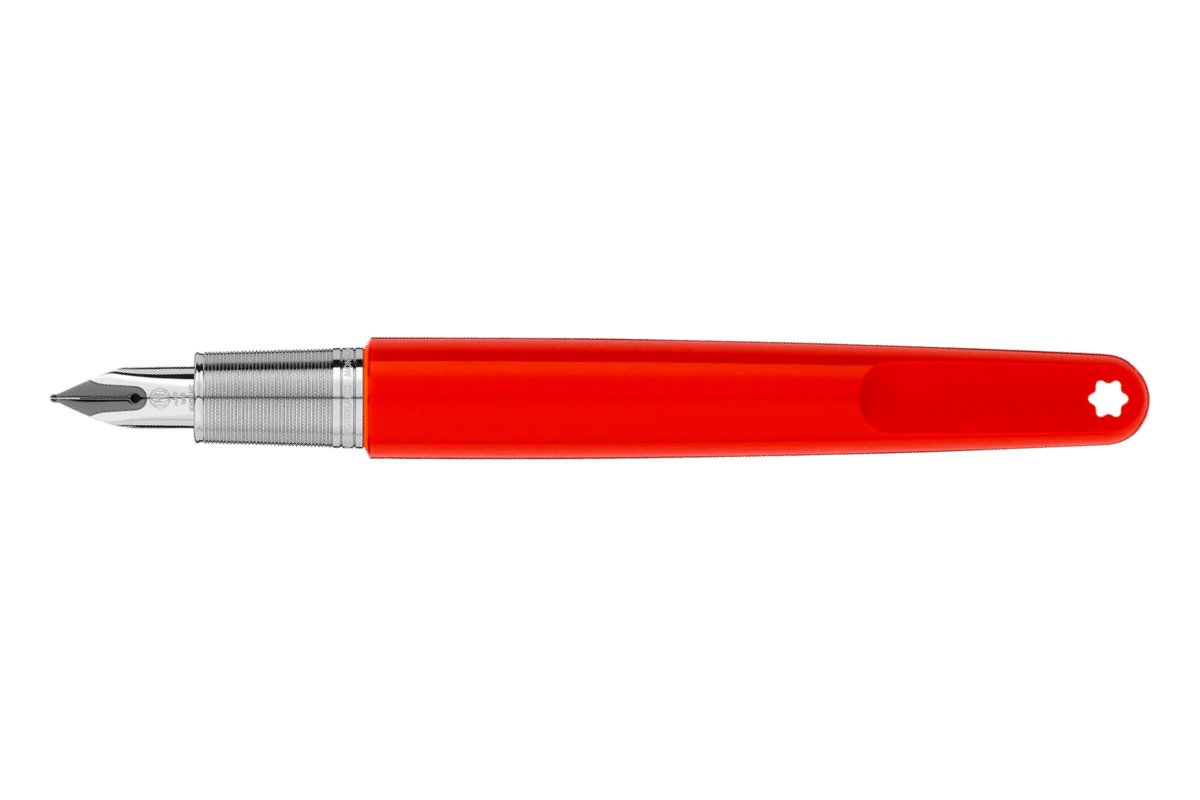 Montblanc M (RED) Special Edition Vulpen