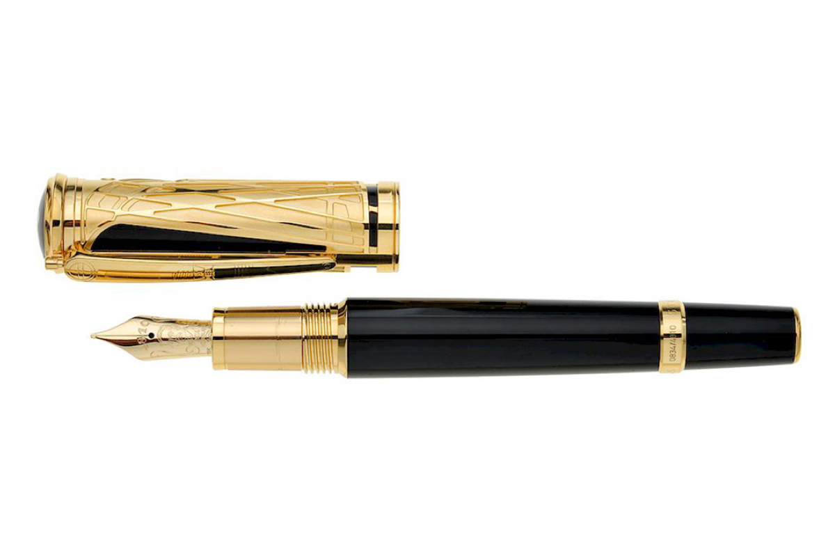 Montblanc Patron Of Art Steinway Limited 4810 Fountain Pen