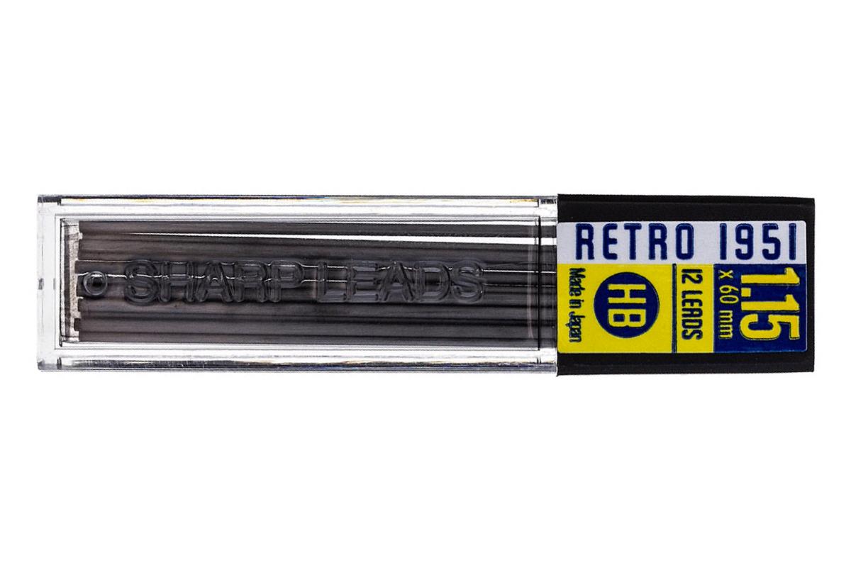 Retro 51 Potloodvullingen 1.15 mm
