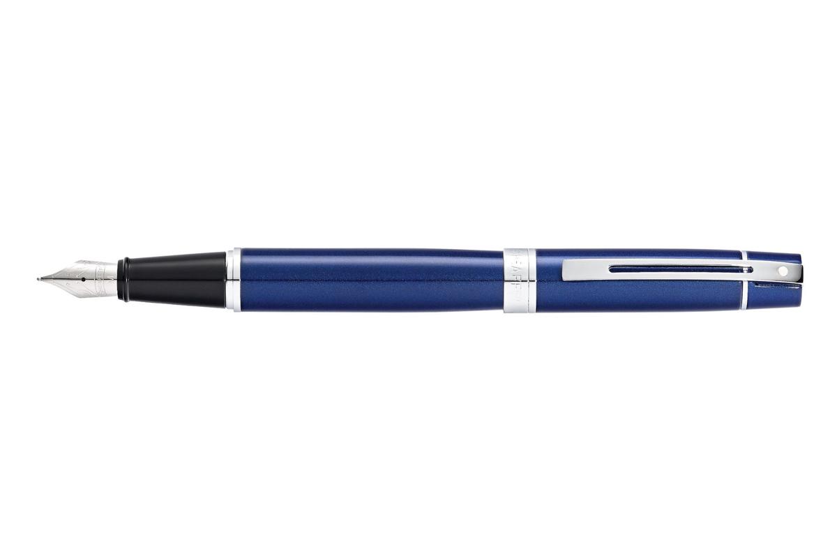 Sheaffer 300 Glossy Blue Vulpen