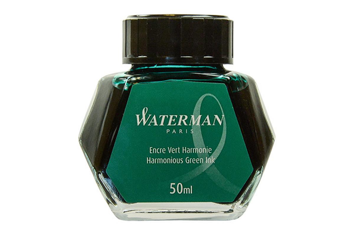 Waterman Inktpot Harmonious Green