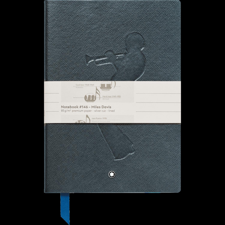 Montblanc notitieboek 146 Miles Davis lijn