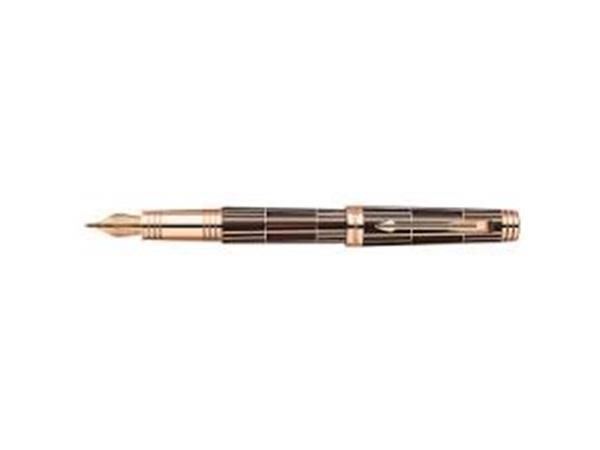 Parker Premier Luxury Brown PGT Fountain Pen
