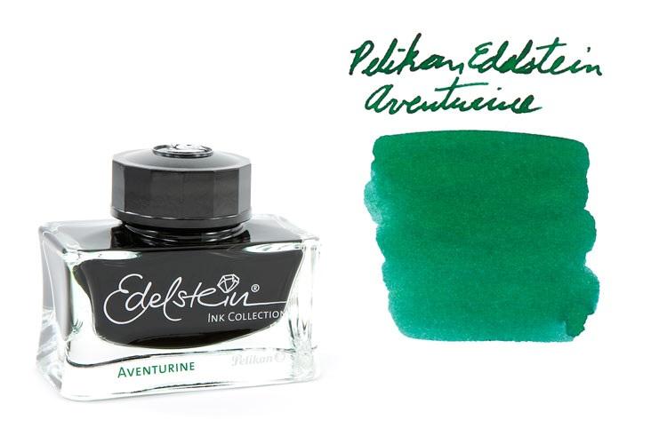 Pelikan Edelstein Ink Bottle Aventurine