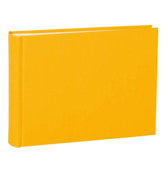 Semikolon fotoalbum small classic handmade yellow